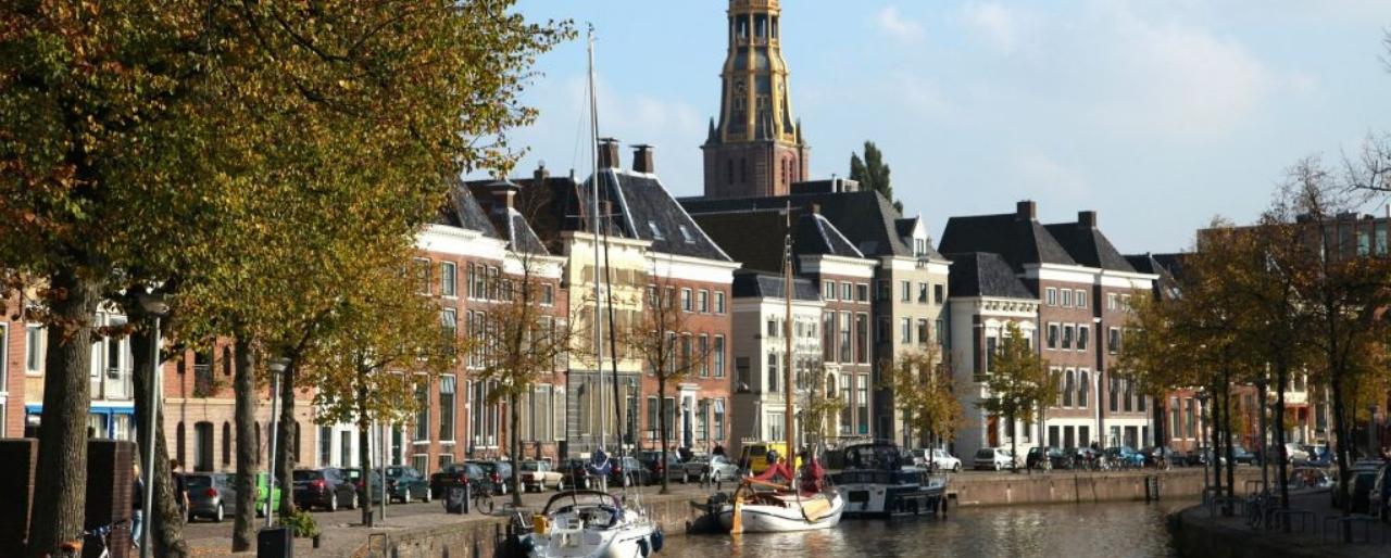 Groningen smal